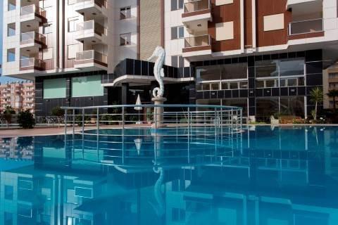 Пентхаус 2+1 в 100 м от моря, Махмутлар, Аланья, Турция Агентство Недвижимости Киев. Продать, купить недвижимость, квартиру, дом 13 1 1