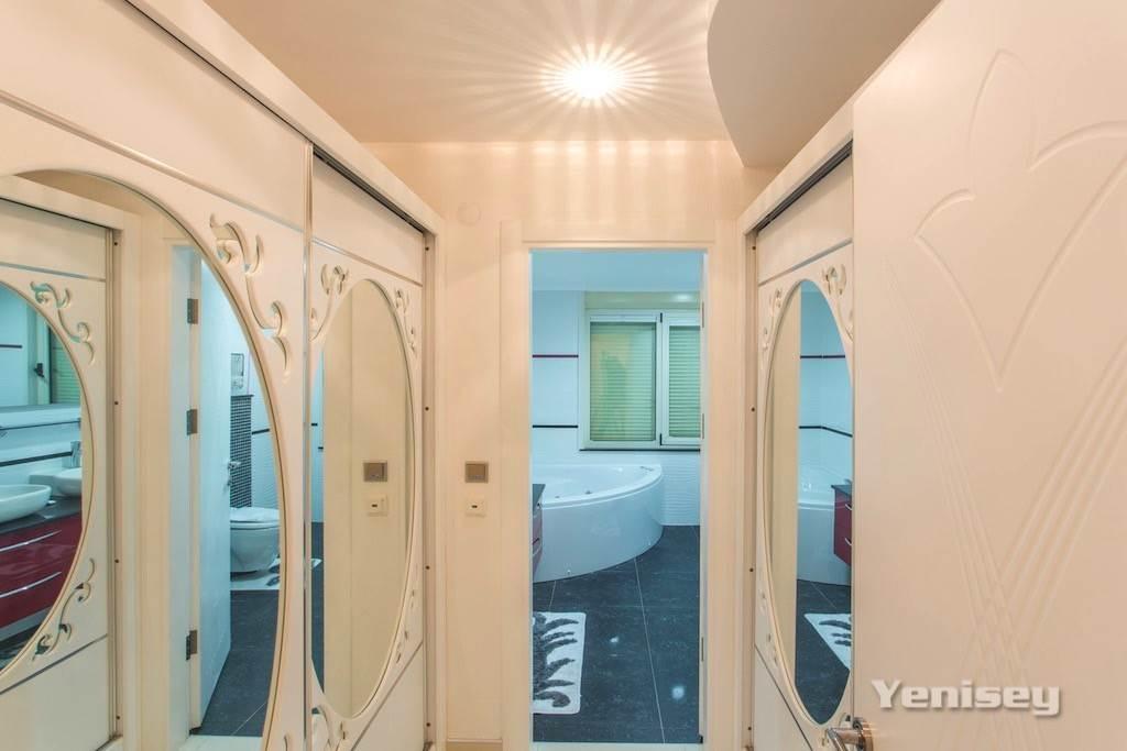 Пентхаус 3+1 в 100 м от моря, Махмутлар, Аланья, Турция Агентство Недвижимости Киев. Продать, купить недвижимость, квартиру, дом d31bath1