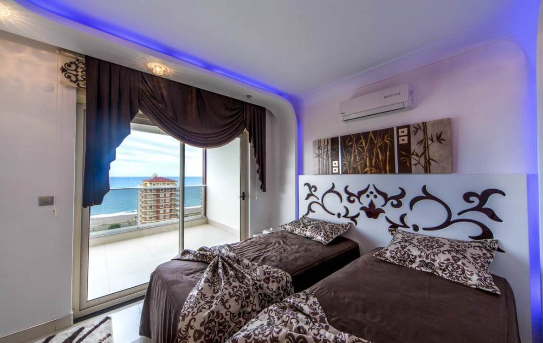 Пентхаус 2+1 в 100 м от моря, Махмутлар, Аланья, Турция Агентство Недвижимости Киев. Продать, купить недвижимость, квартиру, дом residence dup 21f 5 1170x738