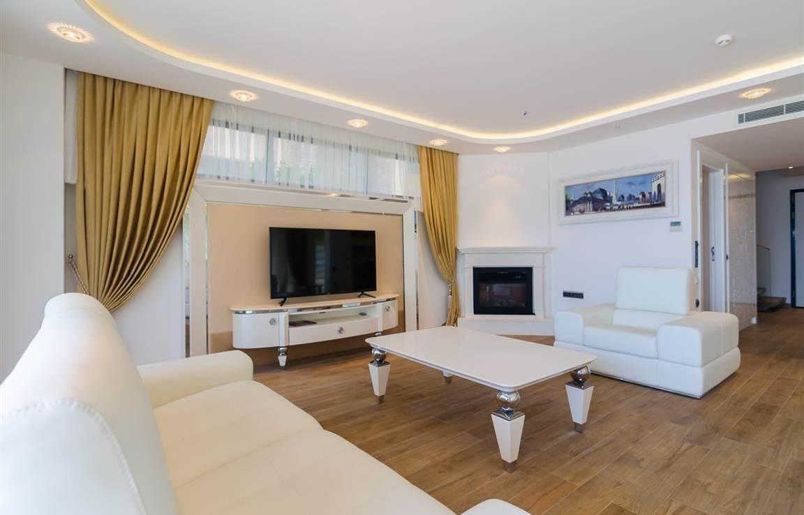 Вилла в Алании, Конаклы Агентство Недвижимости Киев. Продать, купить недвижимость, квартиру, дом D1 12 1152x738