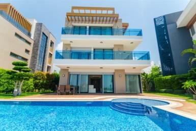 Вилла в Алании, Конаклы Агентство Недвижимости Киев. Продать, купить недвижимость, квартиру, дом D1 19 385x258