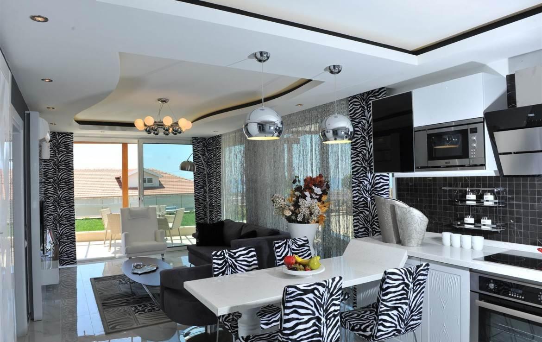 Апартаменты 1+1 в Алании, Конаклы Агентство Недвижимости Киев. Продать, купить недвижимость, квартиру, дом no1 2 Large 1170x738