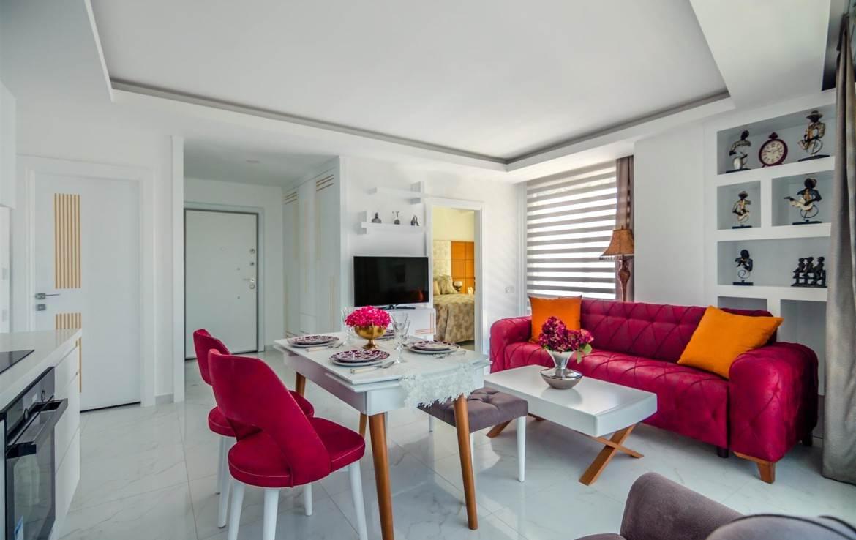 Апартаменты 2+1 в центре Алании Агентство Недвижимости Киев. Продать, купить недвижимость, квартиру, дом 1 1170x738