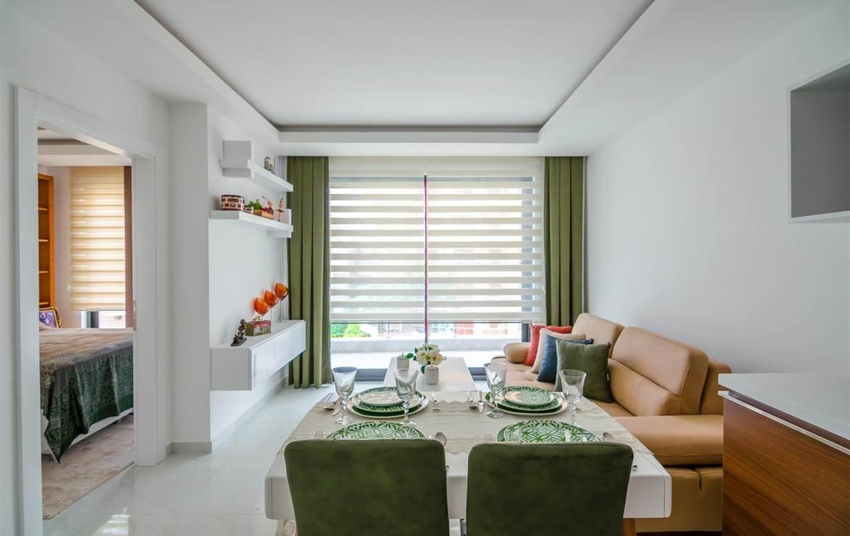 Апартаменты 1+1 в центре Алании Агентство Недвижимости Киев. Продать, купить недвижимость, квартиру, дом 11 apartment 10 1170x738