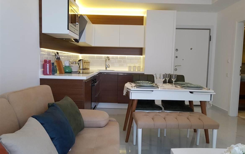 Апартаменты 1+1 в центре Алании Агентство Недвижимости Киев. Продать, купить недвижимость, квартиру, дом 11 apartment 14 1170x738