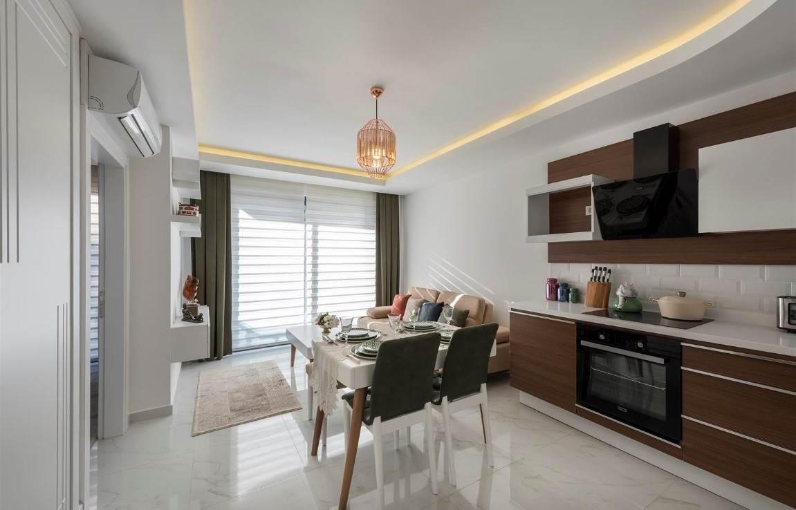 Апартаменты 1+1 в центре Алании Агентство Недвижимости Киев. Продать, купить недвижимость, квартиру, дом 11 apartment 2 1151x738