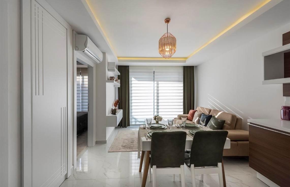 Апартаменты 1+1 в центре Алании Агентство Недвижимости Киев. Продать, купить недвижимость, квартиру, дом 11 apartment 3 1141x738