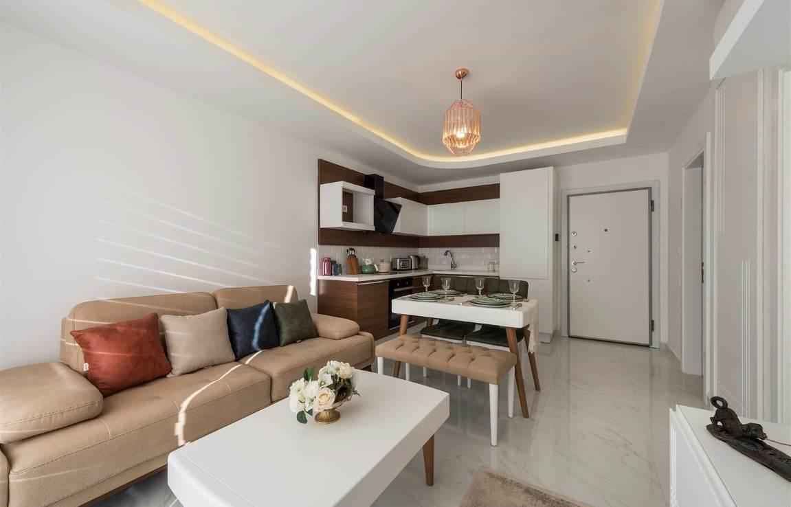 Апартаменты 1+1 в центре Алании Агентство Недвижимости Киев. Продать, купить недвижимость, квартиру, дом 11 apartment 4 1151x738