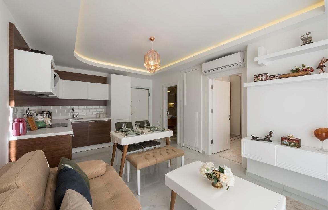 Апартаменты 1+1 в центре Алании Агентство Недвижимости Киев. Продать, купить недвижимость, квартиру, дом 11 apartment 5 1151x738