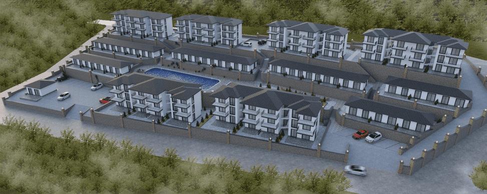 Апартаменты 1+1 в городе Акбук Агентство Недвижимости Киев. Продать, купить недвижимость, квартиру, дом 2