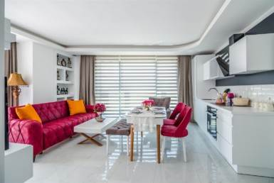Апартаменты 2+1 в центре Алании Агентство Недвижимости Киев. Продать, купить недвижимость, квартиру, дом 5 385x258