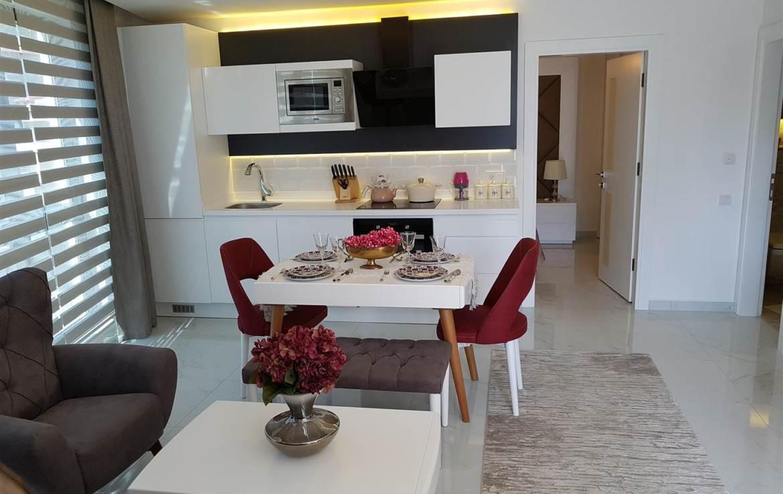Апартаменты 2+1 в центре Алании Агентство Недвижимости Киев. Продать, купить недвижимость, квартиру, дом 6 1170x738