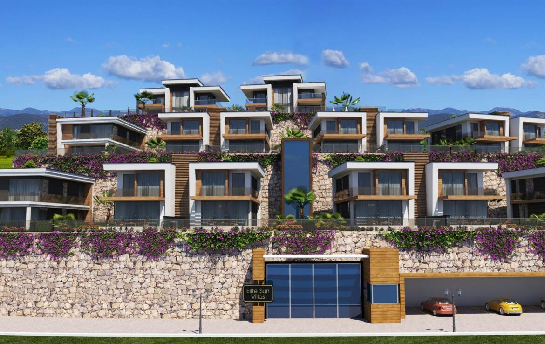 Вилла в Алании, Конаклы Агентство Недвижимости Киев. Продать, купить недвижимость, квартиру, дом 006 Large 1170x738