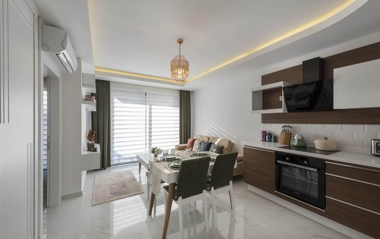 Апартаменты 1+1 в центре Алании Агентство Недвижимости Киев. Продать, купить недвижимость, квартиру, дом 01 8 1170x738
