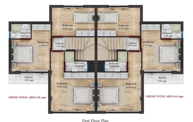 Двухуровневая вилла в городе Кушадасы Агентство Недвижимости Киев. Продать, купить недвижимость, квартиру, дом 10fd63ef 9041 44bb 9557 4e6047c61115 1170x738