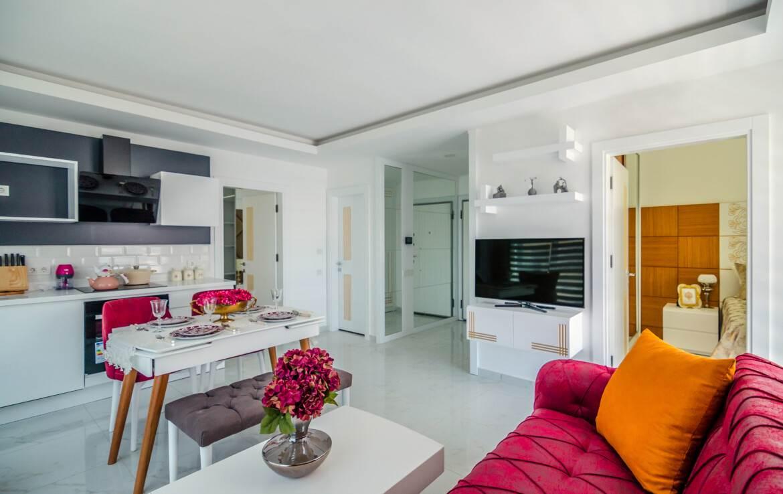 Апартаменты 1+1 в центре Алании Агентство Недвижимости Киев. Продать, купить недвижимость, квартиру, дом DOM299 28 1170x738