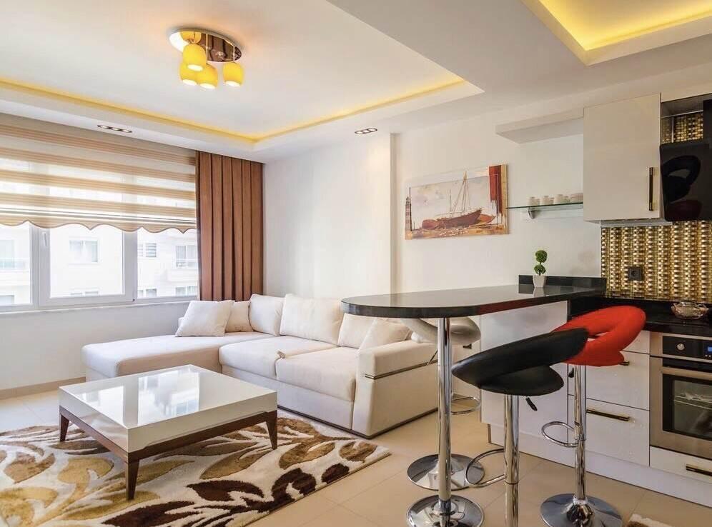 Апартаменты 1+1 в Алании, Махмутлар Агентство Недвижимости Киев. Продать, купить недвижимость, квартиру, дом IMAGE 2020 03 06 120256 996x738