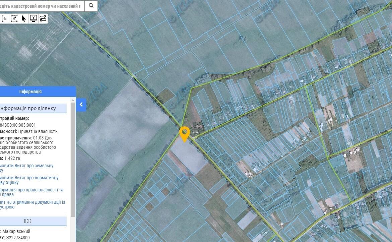 Продажа земельного участка, с. Мотижин Агентство Недвижимости Киев. Продать, купить недвижимость, квартиру, дом 2 1170x722