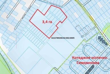 Продажа земельного участка, с. Севериновка Агентство Недвижимости Киев. Продать, купить недвижимость, квартиру, дом photo5368684265480500591 385x258