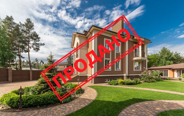 Продажа дома в КГ бизнес-класса «Green Wood Club» Агентство Недвижимости Киев. Продать, купить недвижимость, квартиру, дом MIA 0710 1170x738
